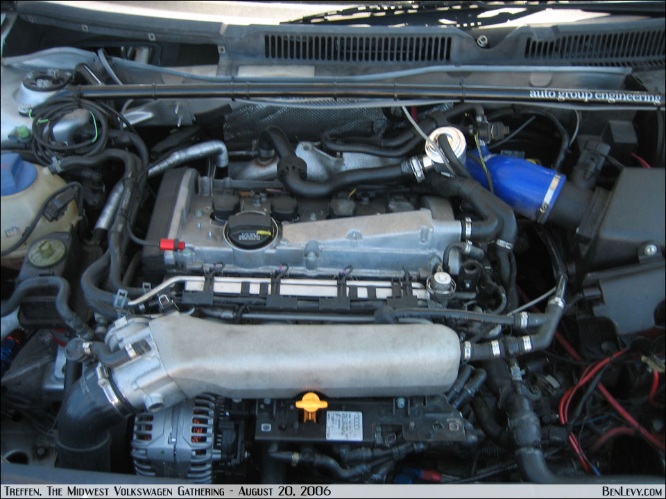 Vw 1 8t Engine