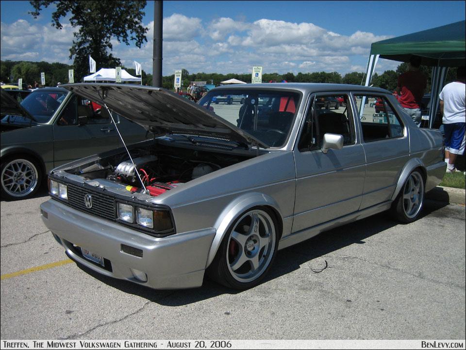 INDEX > Volkswagen Jetta mk1 z