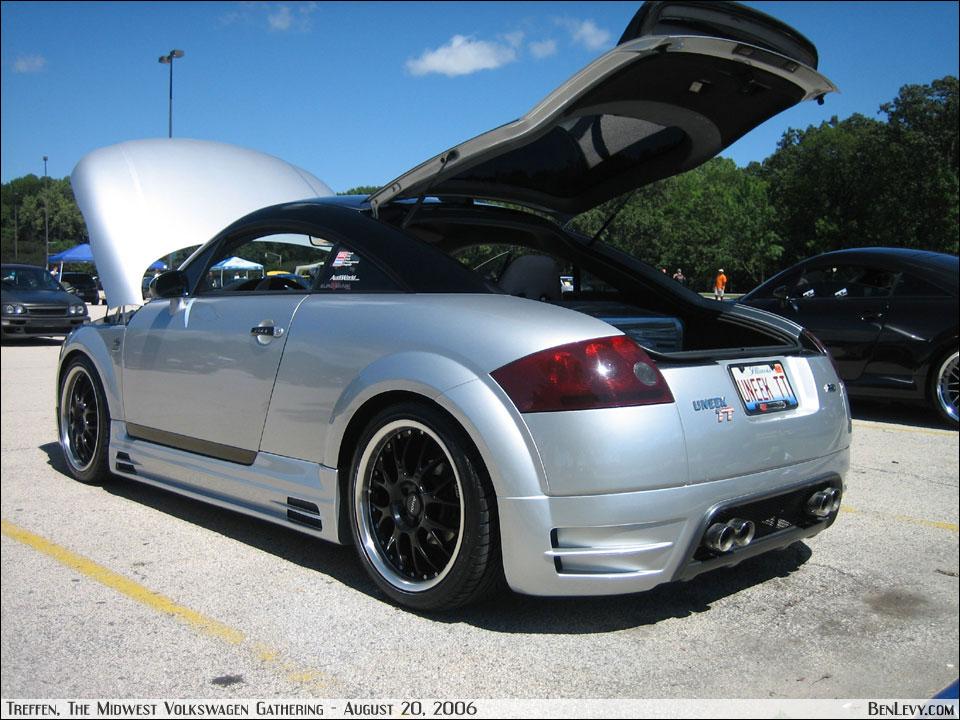 Silver Audi Tt Benlevy Com