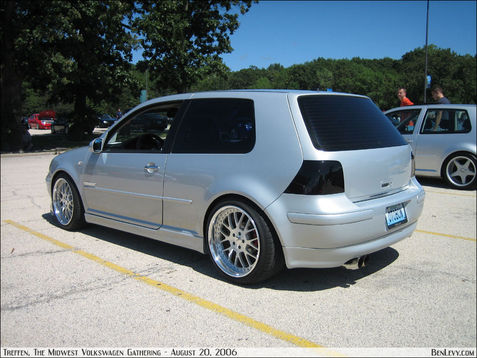 Silver Gti With Smoked Taillights Benlevy Com