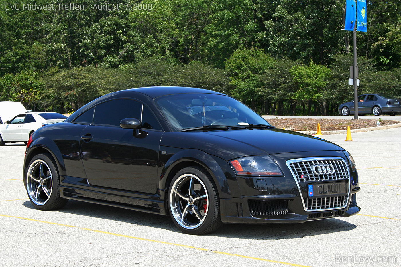 Audi Tt With S5 Grill Benlevycom