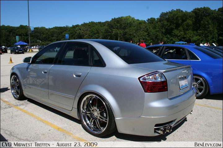 Silver Audi A4 Benlevy Com