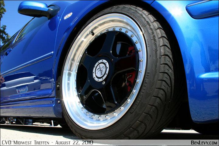 Black Keskin KT1 KLASSIK Wheel - BenLevy.com