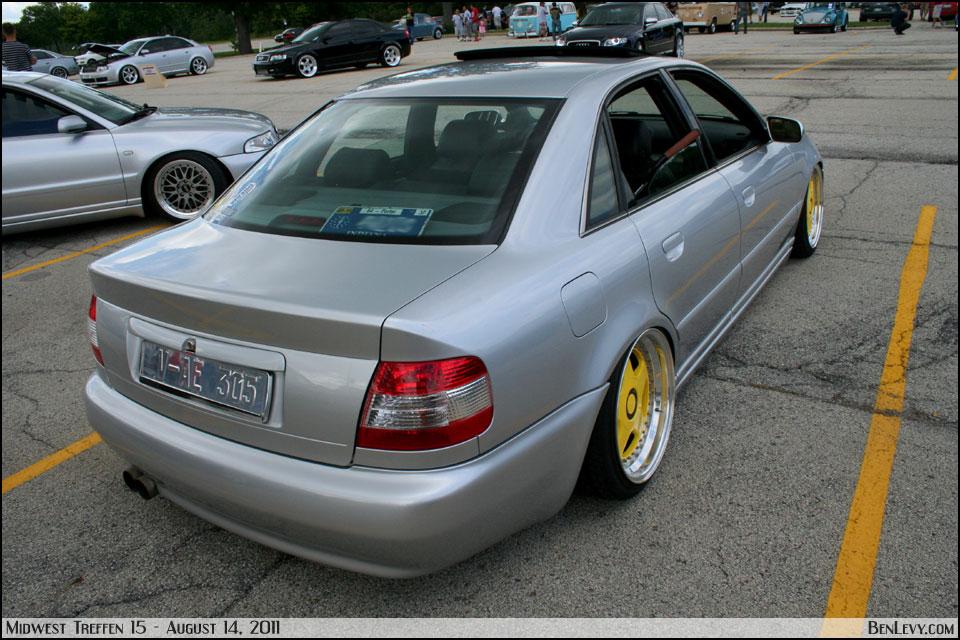B5 Audi S4 Benlevy Com
