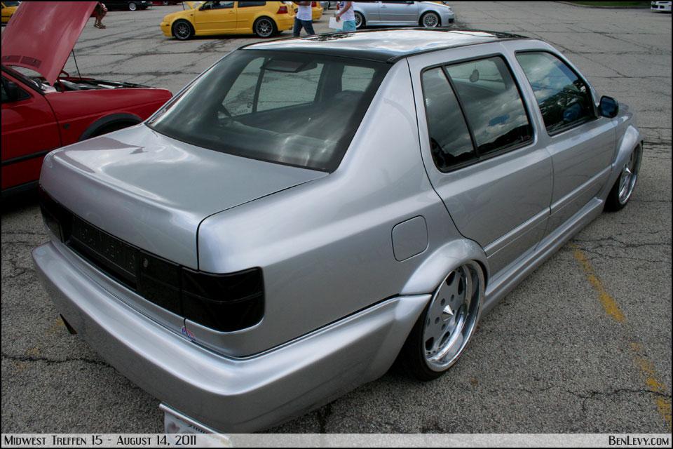 Silver Mk3 Volkswagen Jetta Benlevy Com