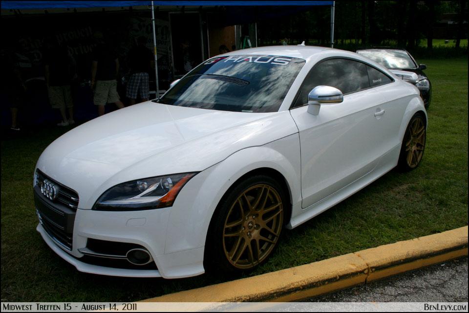 GTHAUS Audi TT-S