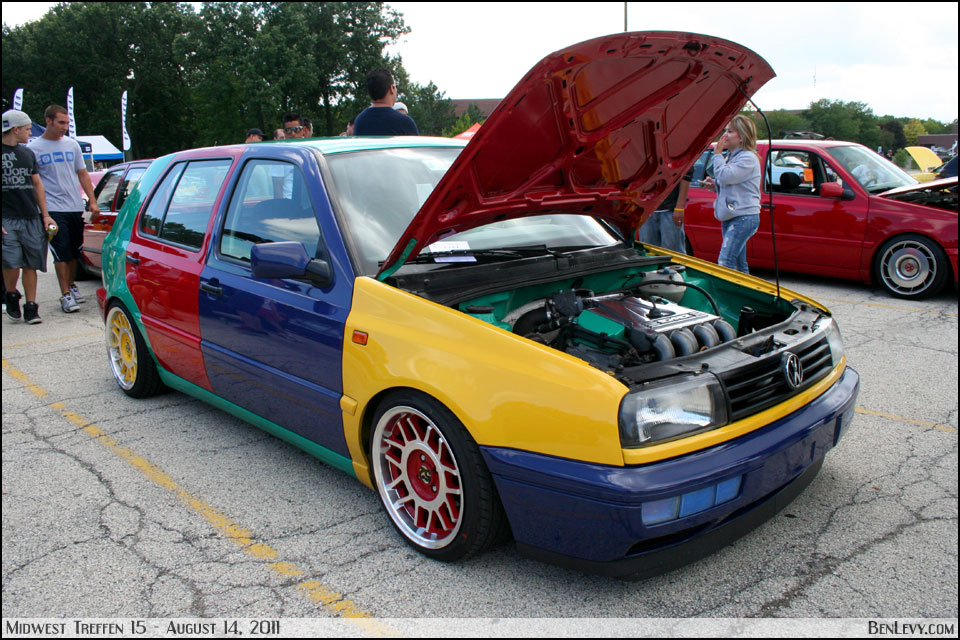Harlequin Vw Golf Benlevy Com