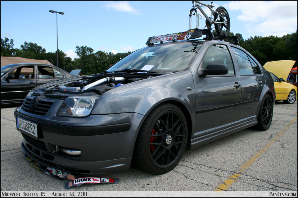 4 Door Gti With Roof Rack 4 Free Engine Image For User