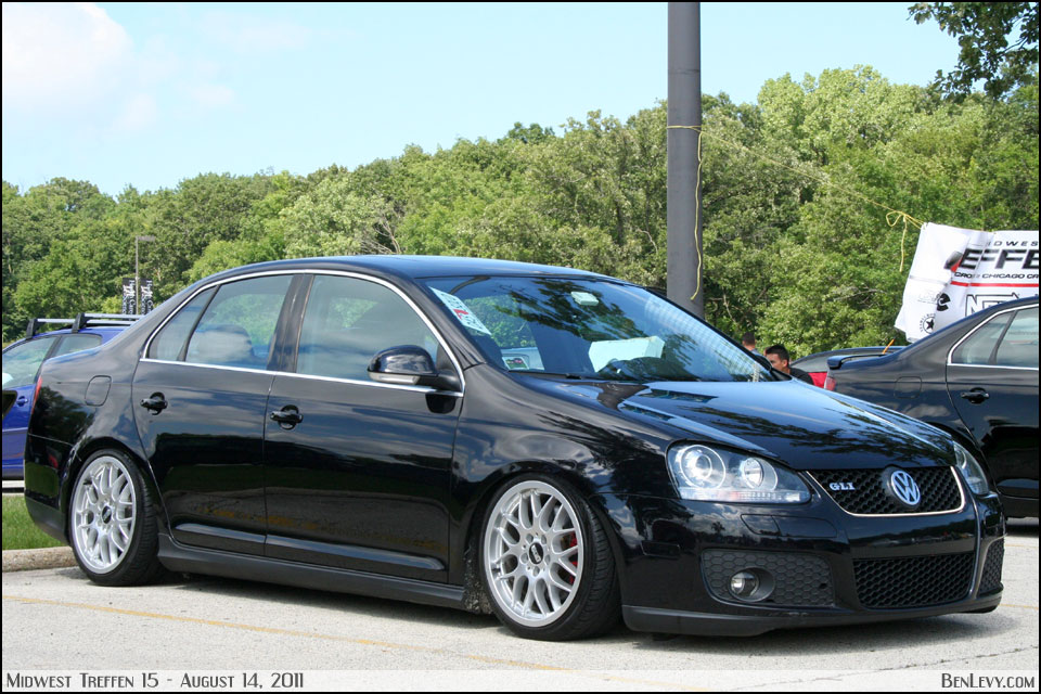 Mkv Jetta With Great Stance Benlevy Com