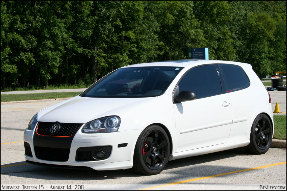 White Volkswagen Gti Benlevy Com