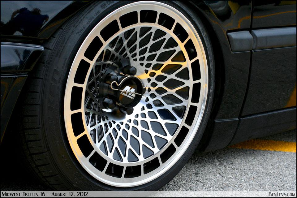 M Technica Turbo Wheel Benlevy Com