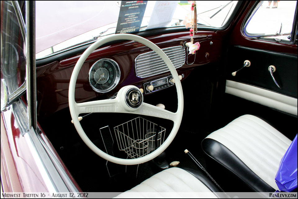 interior baja rearsoundproof super beetle sound bug vw deadening