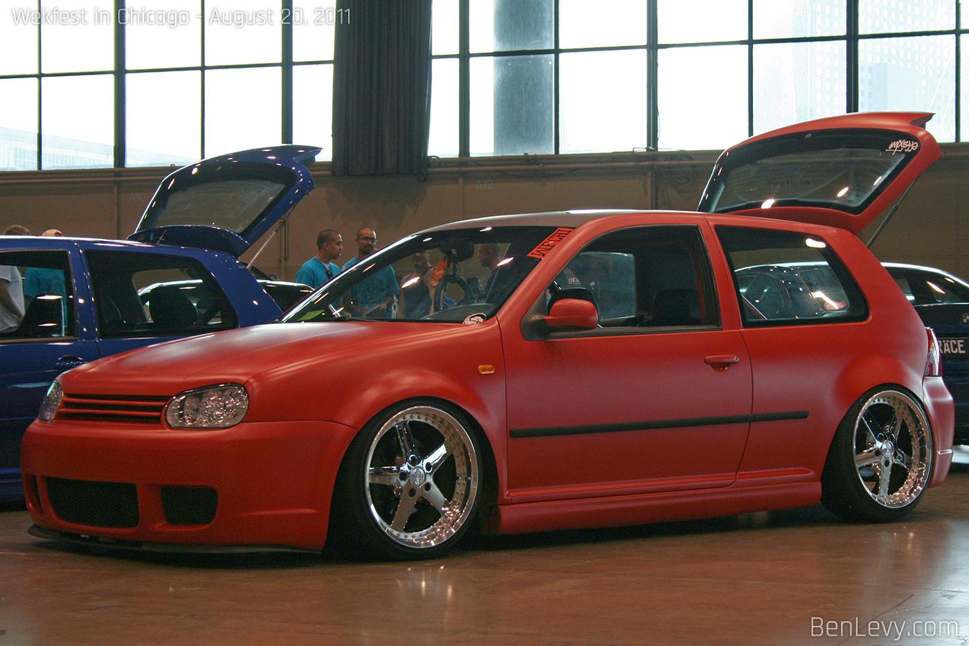 Orange Mkiv Volkswagen Gti Benlevy Com