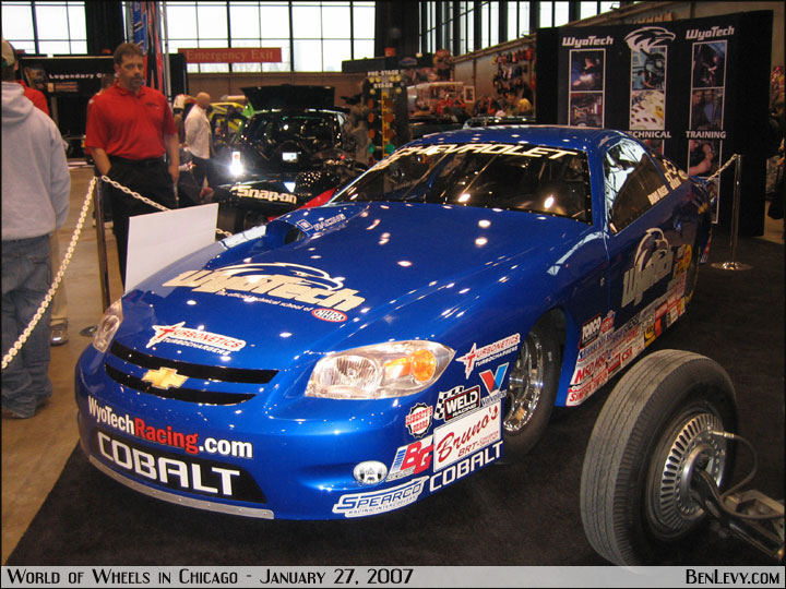 wyotech 39 s racing chevrolet cobalt. Black Bedroom Furniture Sets. Home Design Ideas