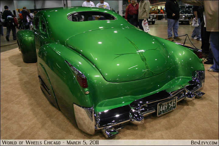 49 Plymouth Taillights On A 1946 Ford Benlevy Com