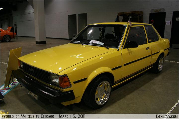 World Car Mazda >> 1982 Toyota Corolla DX Coupe - BenLevy.com