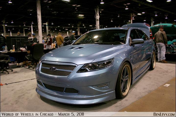 Custom Ford Taurus Sho Benlevy Com